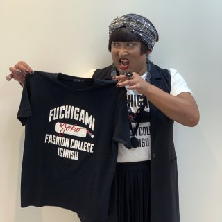 ☆EC限定☆ クリエイターズ・ファイル×BEAMS T / FUCHIGAMI COLLEGE TEE【BLACK】<img class='new_mark_img2' src='https://img.shop-pro.jp/img/new/icons13.gif' style='border:none;display:inline;margin:0px;padding:0px;width:auto;' />