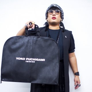 YOKO FUCHIGAMI ガーメントバッグ<img class='new_mark_img2' src='https://img.shop-pro.jp/img/new/icons13.gif' style='border:none;display:inline;margin:0px;padding:0px;width:auto;' />