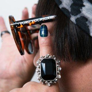 YOKO FUCHIGAMI モデルサングラス