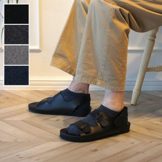 【春夏】スムースインプラス メンズ ローカットソックス/裸足でいるより気持ちいいソックス【日本製】