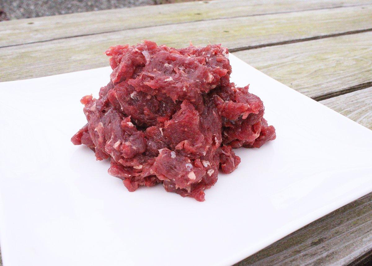 森のジビエ 鹿肉 ペット用 ミンチ 250g