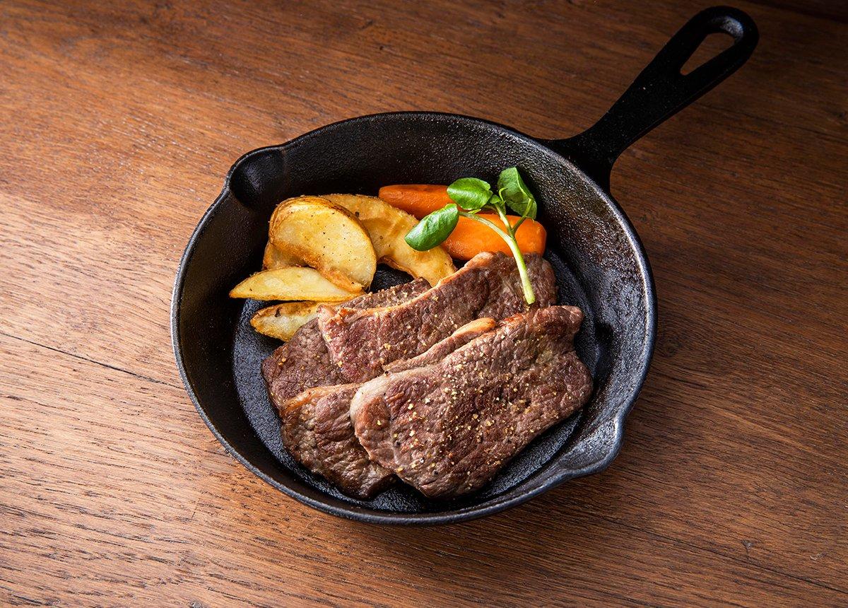 森のジビエ 鹿肉 ヘルシーステーキ