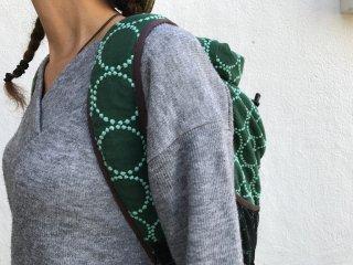 オプションパーツくるくるbackpackの肩布の型紙【ダウンロード】