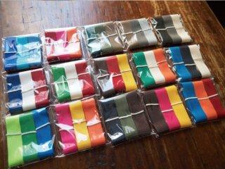 グログランテープ:少量3色セット
