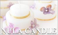 NULA Candle / キャンドルアーティスト
