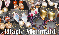 Black Mermaid /アクセサリーデザイナー