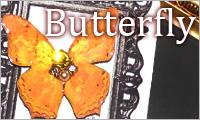 Butterfly / 蝶アクセサリー・雑貨Art