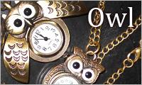 Owl / フクロウアクセサリー・雑貨Art