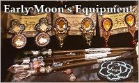 Early Moon's Equipment /デザイナー