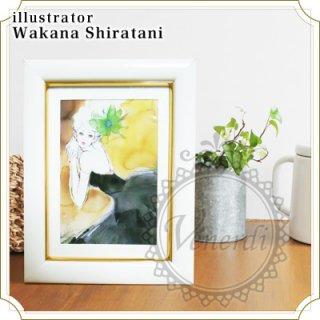 """【額セット】アートポストカード""""Colors"""""""