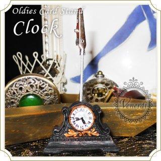 オールディーズ カードスタンド type時計