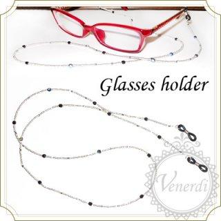 眼鏡ホルダー ビーズ