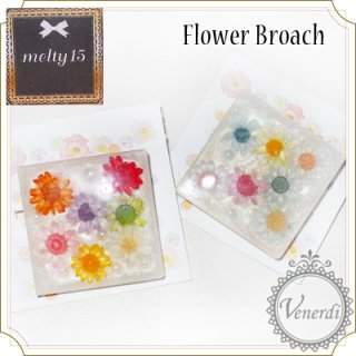 <img class='new_mark_img1' src='//img.shop-pro.jp/img/new/icons14.gif' style='border:none;display:inline;margin:0px;padding:0px;width:auto;' />flower bed broach