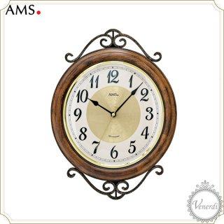 【予約販売中】AMS木製デザイン掛け時計