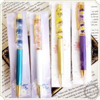 ハーバリウムペン ジェル (替え芯つき)