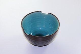 WB08 和風 鉢(青×黒)