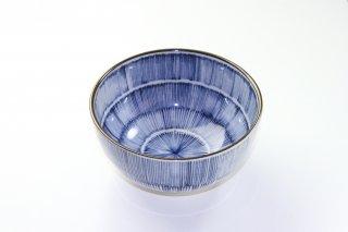 WB18 和風 鉢(青 柄あり)