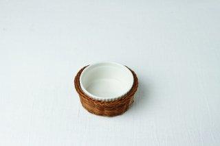 YH02 グラタン皿/かご付き(小)
