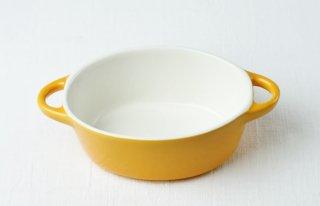 YH50 グラタン耐熱皿/黄