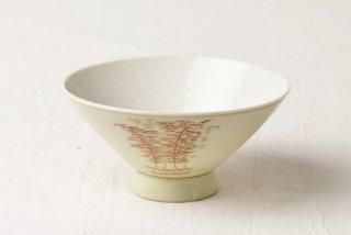 WB50 茶碗 レトロ(松)