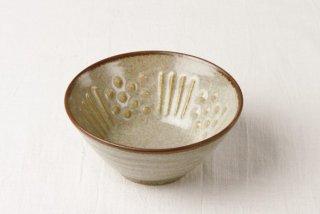 WB61 茶碗 茶系
