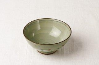 WB66 茶碗 レトロ(グレー)