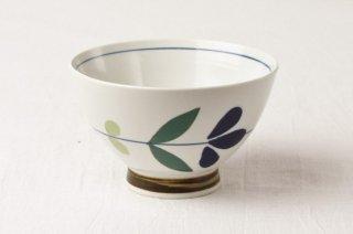 WB119 茶碗 葉柄