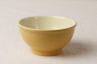 WB124 茶碗 黄