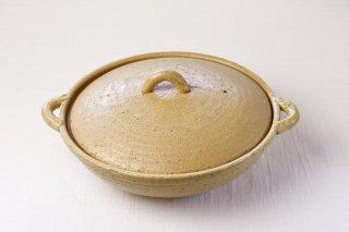 T19 土鍋(黄)