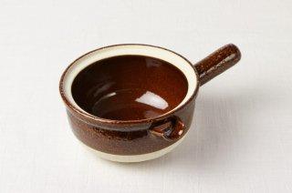 T46 片手鍋(茶)