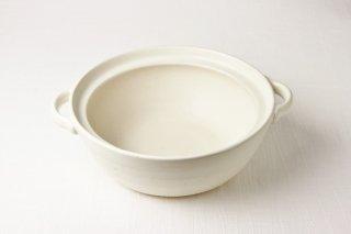 T103 土鍋(白)