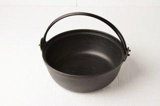 T114 鉄鍋(黒)