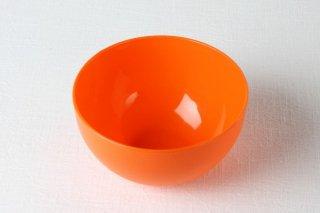 YB162  洋風ボウル(オレンジ)