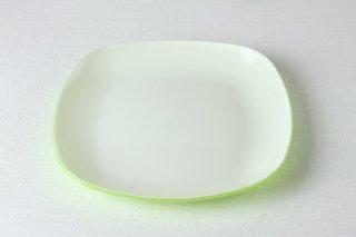YP153 白・緑・四角