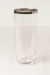 YD24 グラス 銀縁