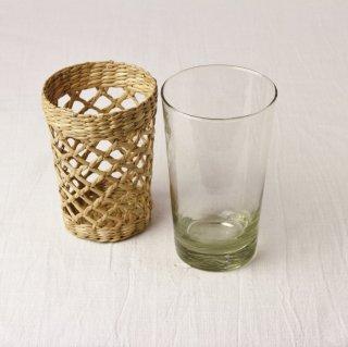 YD53 グラス・酒器・籠つき