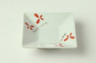 WP01 小皿・角・花