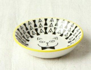 WP19 豆皿 猫