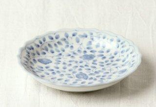WP32 小皿 和柄(花)