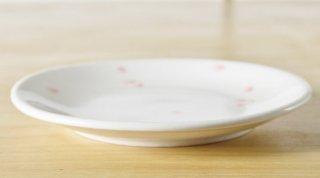 WP77 和皿・白×ピンク・桜花びら