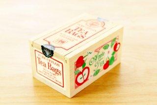 Z104 小箱 紅茶入れ 木製