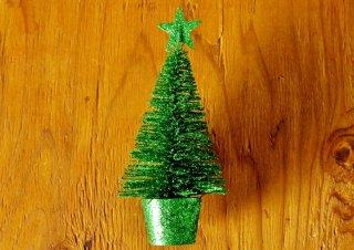 Z110 冬小物 クリスマスツリー