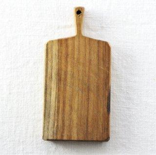 CO023 コースター/四角(ナチュラル)・洋風・木製・取っ手つき