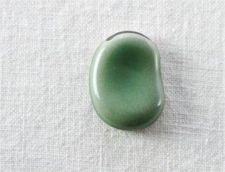 HO018 箸置き/そらまめ(緑)