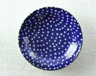 WP814 和皿/丸(青)・ドット