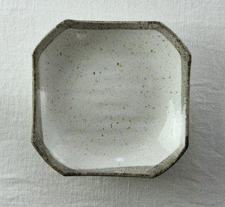 WP824 和皿/八角(白×グレー)