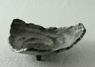 WP825 和皿/三角(黒)・マーブル柄