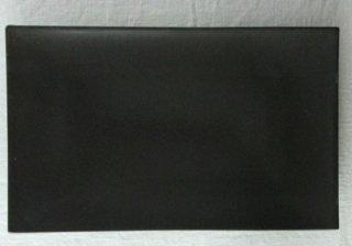 WP854 和皿/四角(黒)