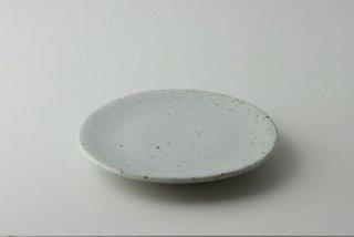 WP869 和風小皿/丸(白)