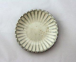 WP927 和皿/花型(白)・丹波焼